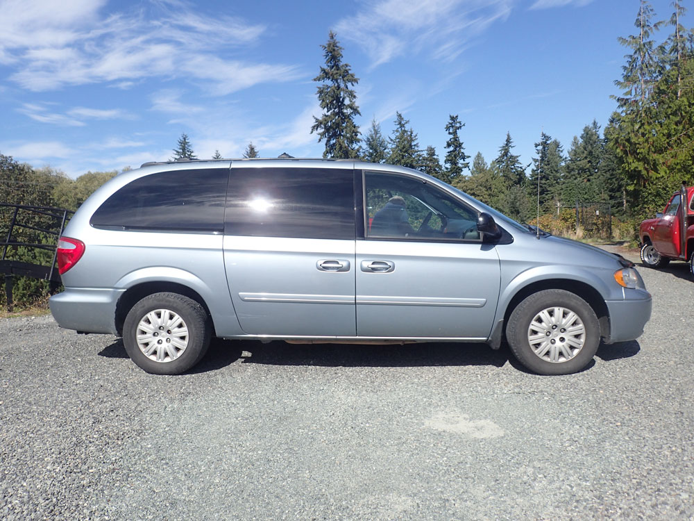Mini Van - Whidbey Island Family Rent a Car