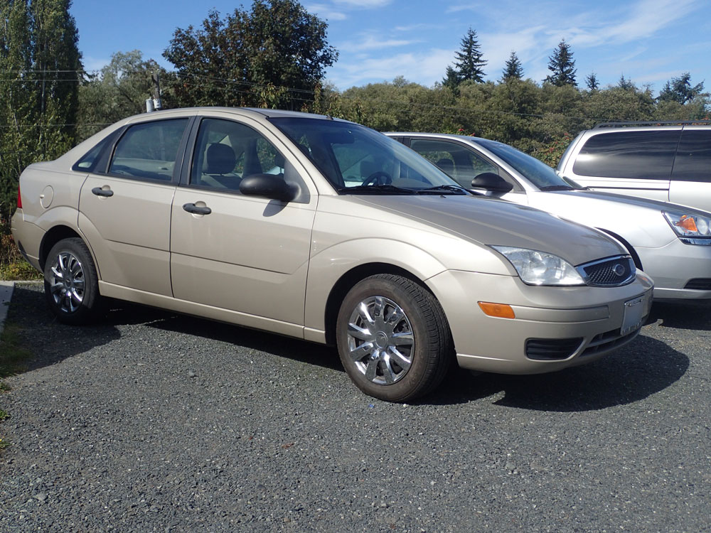 Sedan - Whidbey Island Family Rent a Car